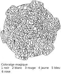 Coloriage Magique Adulte Mandala Bondless