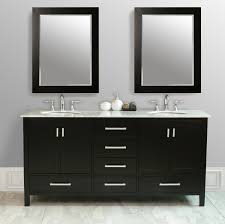 Double Sink Vanity Top by Calesvo 72