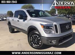 New 2018 Nissan Titan PRO-4X 4D Crew Cab In Lake Havasu City #10070 ...
