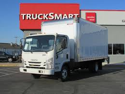 2018 ISUZU NPR EFI 16 FT BOX VAN TRUCK FOR SALE #11271