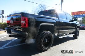 GMC Sierra Denali With 20in Fuel Coupler Wheels Exclusively From ...