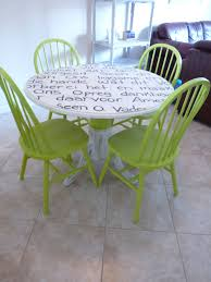 Painted Dining Table And Chairs With Prayer Hand Painted On ... Urban Farmhouse July 2008 Painted Kitchen Tables Delightful Chalk Table And Chairs Ding Rooms White Painted Ding Table And Chairs With Prayer Hand On Kitchen Ideas Beautiful Distressed Black Fniture Pating Wood The Ultimate Guide For Stunning What Kind Of Paint Do I Use That Types Paint When Creative Diy Hative 15 Tips Outdoor Family Hdyman Interiors By Color 7 Interior How To Your