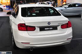 BMW 320i U S Debut