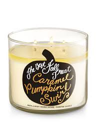 Bath And Body Works Pumpkin Apple Candle by Caramel Pumpkin Swirl 3 Wick Candle Bath U0026 Body Works