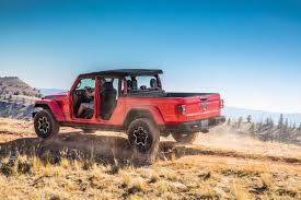 100 Old Jeep Trucks For Sale 2020 Gladiator Pricing Features Ratings And Reviews Edmunds