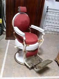 100 kochs barber chair 1960 patent us2760552 pneumatic seat