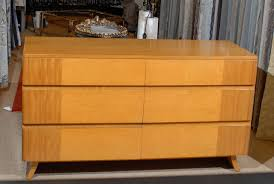 Birdseye Maple Veneer Dresser by Gorgeous Rway Six Drawer Chest In Blonde Mahogany And Bird U0027s Eye