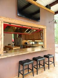 Cheap Patio Bar Ideas by Outdoor Patio Bar Ideas For Rustic Patio With Rust Findfurnished Com