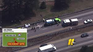 51-year-old Durham Woman Dies In I-85 Crash | Abc11.com Durham Hino Truck Dealership Sales Service Parts Moving Rental Nc Best Image Kusaboshicom Police Id 29yearold Raleigh Man Killed In Motorcycle Crash Big Sky Rents Events Equipment Rentals And Party Serving Cary Nc Bull City Street Food Raleighdurham Trucks Roaming Hunger Truck Rv Hit The 11foot8 Bridge Youtube Burger 21 Lots Durham Nc Minneapolis Restaurants 11foot8 Bridge Close Shave Compilation The Joys Of Watching A Tops Off Wsj