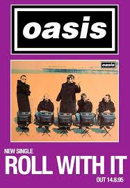 kunst oasis poster framed original singles album print