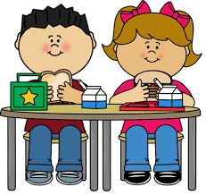 Free School Lunch Tray Clipart