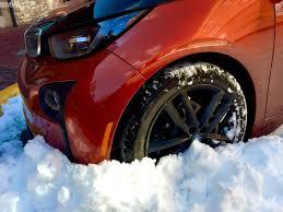 BMW I3 Winter Tire Review: Bridgestone Blizzak LM-500 Vs. Nokian ...