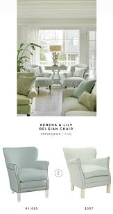 Crate And Barrel Lowe Chair Slipcover by Copycatchic Page 97 Of 606 Luxe Living For Less