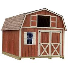 8x8 Storage Shed Kits by Wood Sheds Sheds The Home Depot