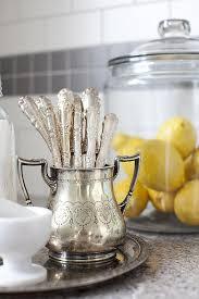 add something deko küche silber deko küchenutensilien