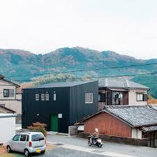 100 Small House Japan Minimalist BoxShaped By Yoshihiro Yamamoto Danchi