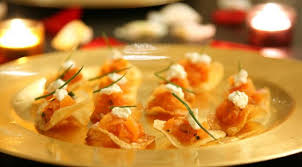 dining canapes recipes appetizer recipes