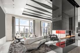 100 New York City Penthouses For Sale Billionaires 15 Central Park West Penthouse Wants 575M