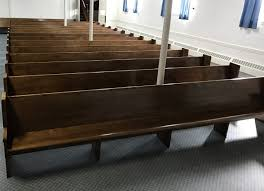 Church Chairs 4 Less Canton Ga by Used Church Pews For Sale By A Church