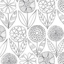 Free Colouring Pages Mindfulness Coloring Of