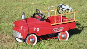 Texaco Fire Chief Pedal Car | T197 | Davenport 2015 1960s Murry Fire Truck Pedal Car Buffyscarscom Vintage Volunteer Dept No 1 By Gearbox Syot Deluxe Fire Truck Pedal Car Best Choice Products Ride On Truck Speedster Metal Kids John Deere M15 Nashville 2015 Kalee Toys From Pramcentre Uk Wendy Chidester Engine Pedal Car Pating For Sale At 1stdibs Radio Flyer Fire Dolapmagnetbandco 60sera Blue Moon Vintage Ford Gearbox Superman Awespiring Instep Baghera Red Neiman Marcus