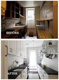 Narrow Galley Kitchen Ideas by 21 Best Small Galley Kitchen Ideas Small Galley Kitchens Galley
