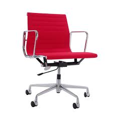 Office Chair EA117 Hopsack Red Charles Eames Chair Stock Photos Herman Miller Alinum Group Side Outdoor Management Classic Lounge Ottoman In Whipigmented Walnut White Leather Ea 108 Alinium Armchair Black Polished Base Vitra 222 Soft Pad Wwwmahademoncoukspareshtml Tall Ash Chairs 117 118 119 Design Et Ray