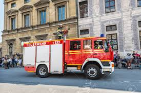 100 Biggest Trucks In The World Munich Germany May 29 2016 Munich Saw The Biggest Fire Truck