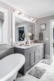 Grey Tiles Bathroom Ideas by Best 25 Grey Bathroom Decor Ideas On Pinterest Half Bathroom