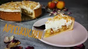 apfel schmandkuchen apfelkuchen mit schmand und sahne mürbeteig apfelkuchen kikis kitchen