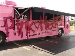 100 Pink Fire Trucks Visits Health Enews