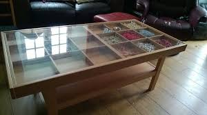 Ikea Display Coffee Table