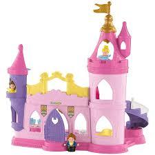 Princess Kitchen Play Set Walmart by Little People Dollhouses U0026 Play Sets