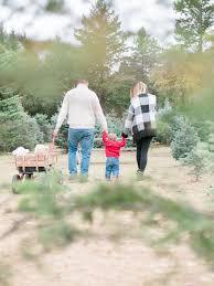 Santa Cruz Christmas Tree Farms by The Rodoni Family Santa Cruz Family Photographer Yasmin Roohi