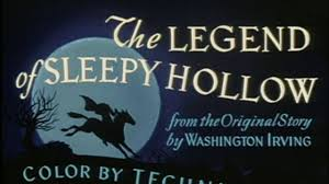 The Haunted Pumpkin Of Sleepy Hollow by The Legend Of Sleepy Hollow 1949 Cartoon Video Dailymotion