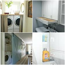 laundry closet organizers laundry room closet storage ideas
