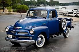 FEATURE: 1954 Chevrolet 3100 Pickup Truck – Classic Recollections 1954 Chevrolet Panel Truck For Sale Classiccarscom Cc910526 210 Sedan Green Classic 4 Door Chevy 1980 Trucks Laserdisc Youtube Videos Pinterest Scotts Hotrods 4854 Chevygmc Bolton Ifs Sctshotrods Intertional Harvester Pickup Classics On Cabover Is The Ultimate In Living Quarters Hot Rod Network 3100 Cc896558 For Best Resource Cc945500 Betty 4954 Axle Lowering A 49 Restoring
