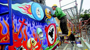 restoring the colorful history of chicano park the san diego