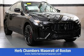 100 Maserati Truck Levante For Sale In Danvers MA 01923 Autotrader