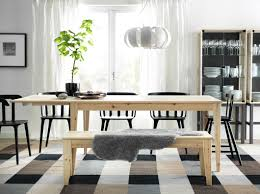 cuisine ikea blanche et bois tables et chaises de cuisine ikea advice for your home decoration