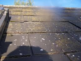 anti mousse murs exterieurs nettoyer la mousse de la terrasse des tuiles des