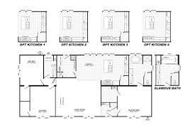 Beazer Homes Floor Plans 2007 by Platinum Mobile Homes Floor Plans Home Plan