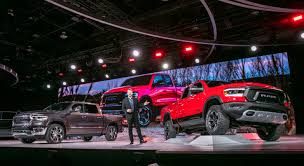 100 1500 Truck Ram Fiat Chrysler Aims To Challenge Ford GM With New