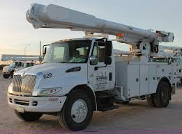 2003 International Dura Star 4400 Bucket Truck | Item J1340 ... Bucket Truck 4x4 Puddle Jumper Or Regular Tires Youtube Used Boom Trucks For Sale Used Bucket Trucks For Sale Big Truck Equipment Sales 2003 Intertional Dura Star 4400 Item J1340 2004 7600 Boom White City 2012 Omnivan 46ft Skytel M13919 Forestry For Sale With Chip Box 1989 Gmc Topkick 7000 Db7460 Sold Aug In West Virginia 2005 Gmc W5500 Boom Pa Tristate