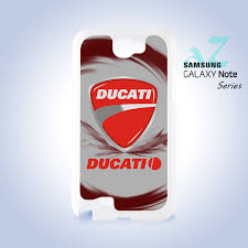 Ducati Logo mercial Phone Case