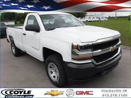 New 2017 Chevrolet Silverado 1500 Work Truck Regular Cab Pickup In ... New 2017 Chevrolet Silverado 2500hd Work Truck Extended Cab Pickup 2018 Colorado 4d Crew In Oklahoma 2016 Reviews And Rating Motor Trend 1500 2wd 1435 Regular 4wd Reg 1190 At 2010 Traverse City Mi Chevrolet Silverado 3500hd