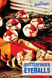 Halloween Appetizers For Adults With Pictures by 131 Best Halloween With Butterfinger Images On Pinterest