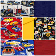 Fabric Friday - Route 66 In Hot Rods, Muscle Cars And Semi Trailer ... Country Paradise Red Truck Fabric Panel Sewing Parts Online Fire Truck Fabric By The Yard Refighter Kids Etsy Collage Christmas Susan Winget Large Cotton 45 Food Marshall Dry Goods Company Trucks Main Black Beverlyscom Retro Door Hanger Unique Home Decor Wreath Ice Cream Pistachio Flannel By Just Married Honk For Love Print Joann Rustic Old Pickup On The Backyard Abandoned 2019 Tree 3d Digital Prting Waterproof And