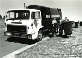 100 Garbage Truck Manufacturers History JJ Richards Sons