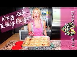 Krazy Kale Turkey Burger